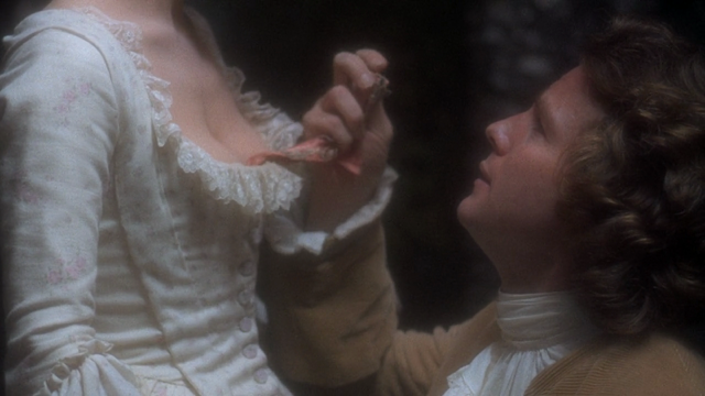 gay hamilton barry lyndon