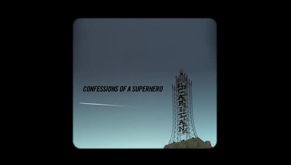 Confessions of a Superhero quot   2007 Jennifer Wenger Confessions Of A Superhero